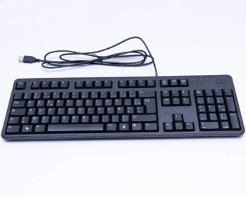 Clavier AZERTY Dell filaire