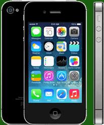 IPhone 4S Noir 16 Go